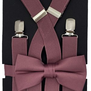 Suspender and Bow Tie Sets