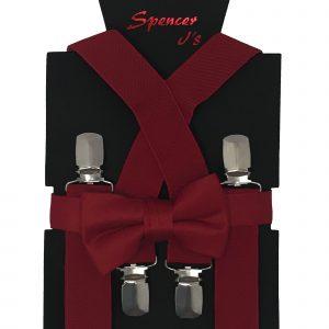 Suspender Bowtie Sets Boys